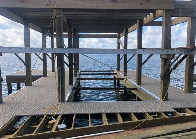 The boat lift company lake conroe livingston houston town ponds boat Decking Docks Piers