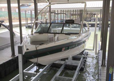 The Boat Lift Company Lifts